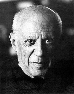 Pablo  Picasso Pittore,scultore e litografo spagnolo.  Born: 25 October 1881, Malaga, Spagna Dead: 8 April 1973, Mougins, Francia #artist#art#sculpture#draw#amazing#picasso