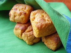 Sweet Potato Biscuits. Trade for traditional biscuits this #Thanksgiving. http://www.ivillage.com/sweet-potato-biscuits-0/3-r-62333#