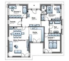 Bungalow AT129 floor_plans 0