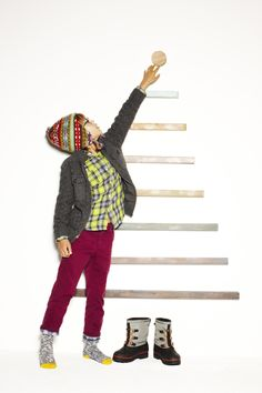 Herringbone plaid shirt #GapLove Pin your wishlist here: gap.us/PinToWin