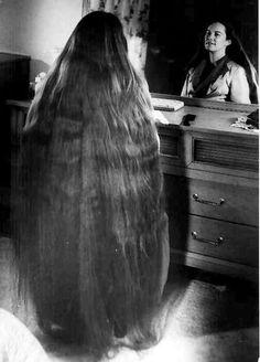 ange venus long hair