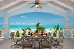 Sapodilla Bay Vacation Rental - VRBO 34817 - 2 BR Providenciales Villa in Turks & Caicos Islands, Crystal Sands Villa-Right on the Beach! Ha...