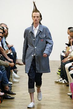 Junya Watanabe Spring 2006 Menswear - Collection - Gallery - Style.com