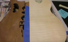 memvinir gitar 5 #unik #lucu #kreatif #bingkai #kerajinan #craft #crossbond #kayu #bambu #woodworker #wooden #wood #bioindustries #lemkayu #perekatan #adhesive #plywood #meja #mebel #furniture #laminasi #konstruksi