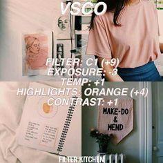 VSCO THeme