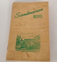 Scandinavian Recipes Cookbook by Julia Peterson by aroundtheclock