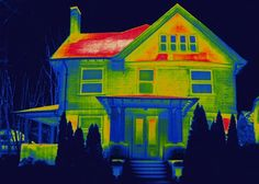Tip of the Day: A home energy audit can help you decide which projects will help lower your energy bills. Check to see if you qualify for any special programs offering free energy audits. If you're paying for it, your audit should include a calibrated blower door test and thermography: using a large fan to pull the air out of your home and infrared photography, the auditor can literally see your home's hot and cold spots and calculate how much every they're costing you.