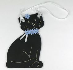 Lucky Black Cat Token for Brides Available Online To Buy From The Lemon Ginger Tree For A Great Deal On Lucky Black Cat Token for Brides Or Any Other Unique Handmade Craft Gifts And Creative Gift Ideas Visit Stallandcraftcollective.co.uk #2493