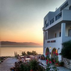 "See 20 photos and 1 tip from 6 visitors to Pelagia Aphrodite Hotel. ""Your ideal location for a summer relaxing vacation! Aphrodite, Hush Hush, Four Square, Greece, Sunrise, Environment, Island, Vacation, Mansions"