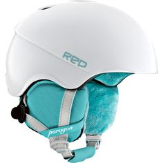 Snowboarding Helmet. WANT.