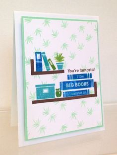 Created by Kathy Racoosin using the September 2014 card kit by Simon Says Stamp.  August 2014