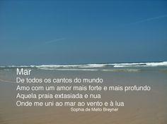 sophia de mello breyner andresen poemas mar - Pesquisa Google