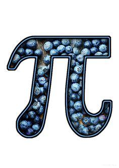 Pi - Food - Blueberry Pie by Mike Savad Pi Puns, Healthier You, Blueberry, Fun Facts, Pie, Food, Pinkie Pie, Fruit Flan, Essen