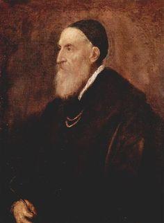 Titian, Self-portrait.