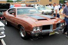 Image result for Brown Oldsmobile 442