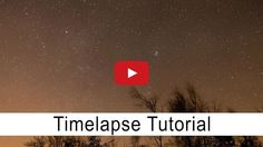 [Photo Tips] Short + Sweet Video Tutorial on #HowTo Capture a Night Sky Time-Lapse with Your DSLR via @petapixel #phototips #photography