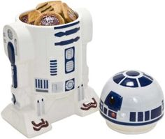 This would make me wife of the year!! Buy R2D2 Cookie Jar #tragicbeautiful