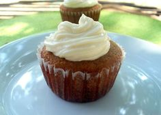 Chai Spice Cupcakes - Hers are the most palatable coconut flour cake recipes I've found. Love the carrot cupcakes, too.  The Urban Poser