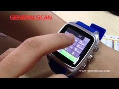 GS Ring barcode scanner gets barcodes info into your Android/iOS/Windows Devices including smartphones, tablets/PCs and even smartwatches. See how it perform with Smart Watch:   https://www.youtube.com/watch?v=hLFHjZixTho