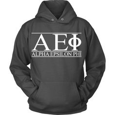 Alpha Epsilon Phi Hoodie