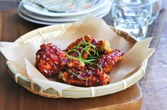 Korean Fried Chicken~양념통닭