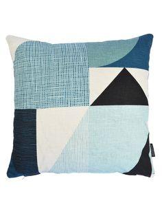 Spira Nemo cushion cover - Blue Living > Cushion covers