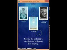 2014 11 19 Vibrational Energy Oracle Deck Mobile App Reading