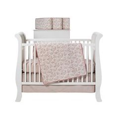 Tadpoles Toile 4-pc. Crib Set - Pink $109.00
