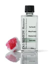 Dr.'s Remedy Non-Acetone Enriched Nail Polish Remover