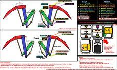 Articulated Wings Diagram by Dead-ShdwWolf.deviantart.com on @deviantART: