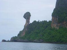 Chicken island, Krabi.
