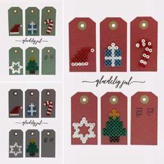 Til og fra kort - Frøken Mai Advent Calendar, Butterfly, Holiday Decor, Diy, Hygge, Home Decor, Stamps, Threading, Decoration Home