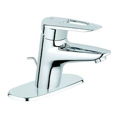 Bathroom Faucets DIY | Grohe 117092 Sway Lavatory Centerset Chrome *** Continue to the product at the image link. Note:It is Affiliate Link to Amazon.