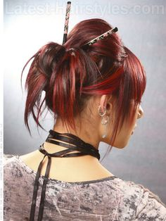 11 Hot Red Highlights to Add to Your Hair Bucket List