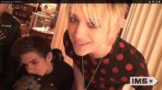 dalton rapattoni | Dalton Rapattoni looking really cute in polka dots in the 'IM5 answers ...