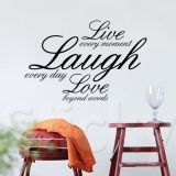 LIVE LAUGH LOVE: Click to ZOOM