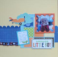 Little Boy - Scrapbook.com