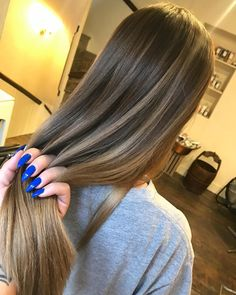 Hair Colours, Brown Hair Colors, Hair Dye, Brown Eyes, Balayage Hair, Locks, Hair Ideas, Curls, Cool Hairstyles