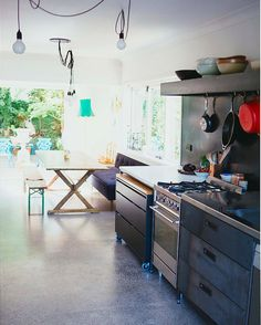Auckland Kitchen by Studio106 | Remodelista