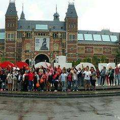 Increíble viaje de incentivo a Amsterdam. Gracias ORIFLAME.