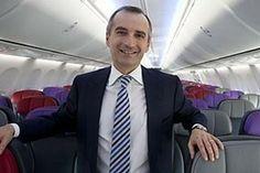 Virgin boss John Borghetti attacks Qantas 'leg-up' - Sydney Morning Herald Aviation News, Air Charter, Sydney, Boss