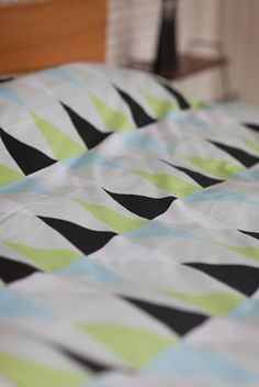 Nova bedding from Isak  isak - beautiful happy things