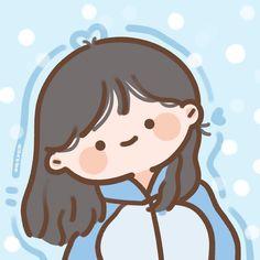 Kawaii Doodles, Cute Doodles, Kawaii Art, Cute Cartoon Drawings, Cartoon Art, Cute Illustration, Character Illustration, Avatar Picture, Posca Art