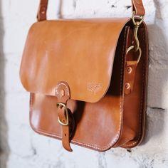 Saddle Bag - Honey