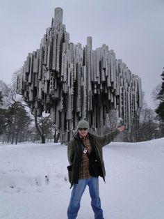 黃飛鴻你們了解嗎?— 在Rovaniemi, Lapland。