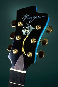 Manzer | Custom Electric Guitar Luthiers