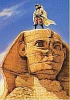 At Last! I've Always Wanted To See The Great Sphinx!