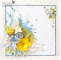 Scrap story ...: A card for Scrapdikovinki Pretty Cards, Cute Cards, Mixed Media Cards, Shabby Chic Cards, Beautiful Handmade Cards, Tampons, Card Maker, Watercolor Cards, Card Tags