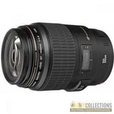 Buy Canon EF 100mm f/2.8 Macro USM Lens At Rs.52,500 Features :- Ultrasonic Autofocus Motor, EF Mount lens Cash on Delivery Hassle FREE To Returns Contact # (+92) 03-111-111-269 (BnW) #BnWCollections #Canon #Camera #Lens