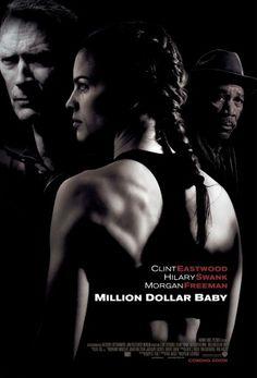 2004 - Million Dollar Baby - Clint Eastwood